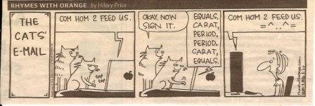 cat cartoon